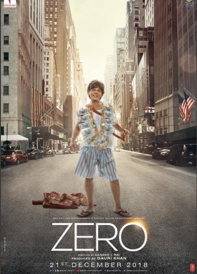 शाहरुख़ खान की ZERO ट्रेलर ने तोड़ी सारि रिकॉर्ड