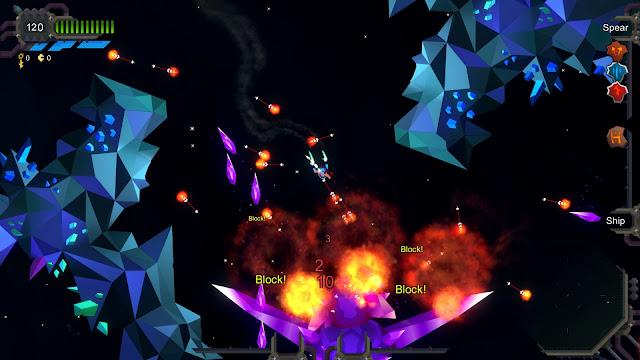 El matamarcianos Blacksea Odyssey estará disponible desde mañana en 'early access' en Steam
