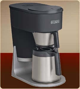 BUNN Velocity Brew 10-Cup House Coffee Brewer