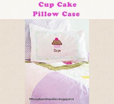 cupcake bedding