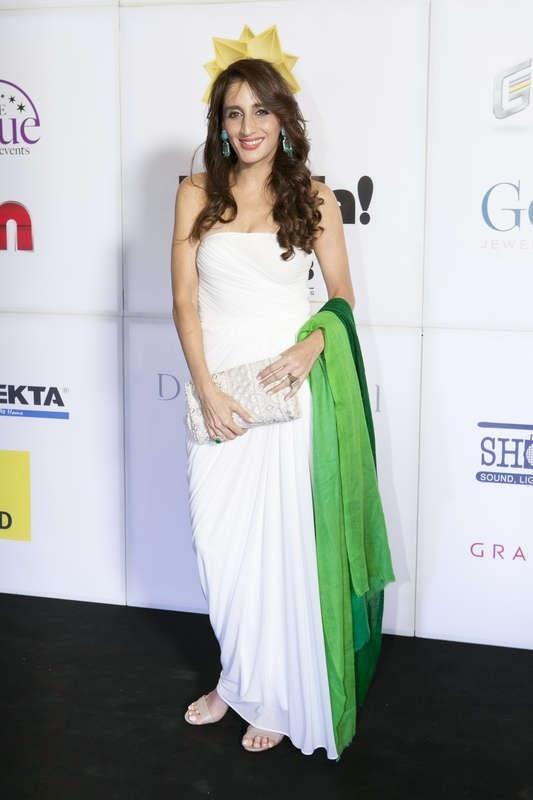 Farah Khan Ali, Masala! Awards 2014 Photo Gallery