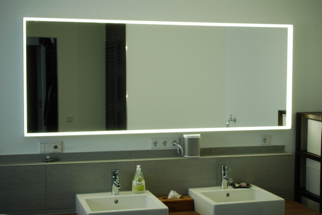 Spiegel mit beleuchtung ikea  Hause Dekoration Ideen