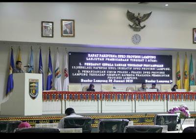 Gubernur Ridho Beri Apresiasi dan Setujui 11 Raperda yang Diajukan DPRD untuk Dibahas dalam Rapat Lanjutan