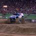 Video: El impresionante truco, jamás realizado que logró conductor de Monster Jam