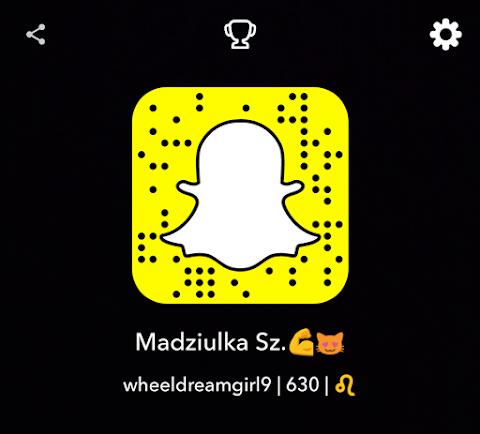 Snapchat: wheeldreamgirl9
