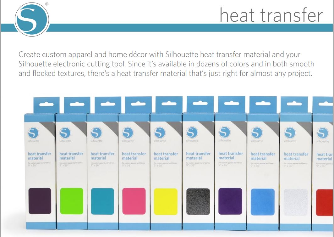 picture regarding Printable Heat Transfer Vinyl Silhouette identify Warmth Shift Vinyl! SIlhouette Offer - And GIVEAWAY! - Sugar