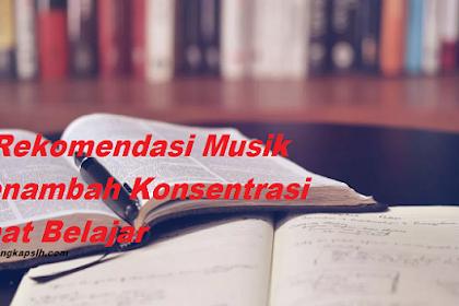 7 Rekomendasi Musik Penambah Konsentrasi Saat Belajar