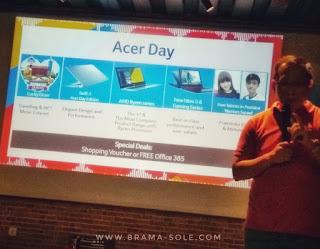 Acer Day 2018 di Semarang