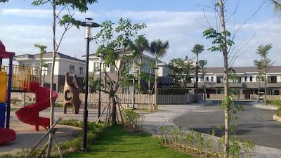 Dự án biệt thự Valora Island quận 7 Nam Long