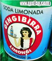 Foto do site Mundo Humano Gengibirra, refrigerante à base de gengibre muito popular no Paraná.