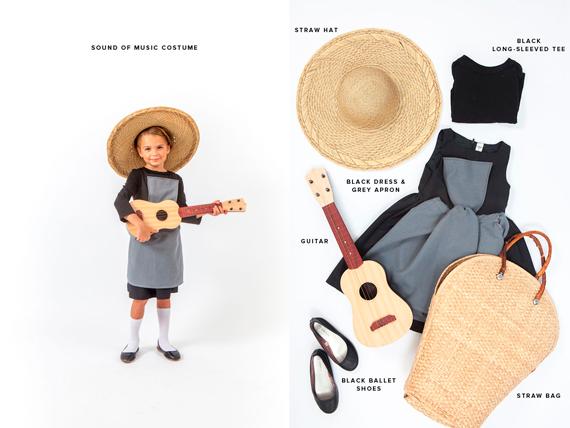 Disfraces Halloween: María de Sonrisas y Lágrimas