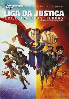 Liga da Justiça: Crise em Duas Terras – Legendado (2010)
