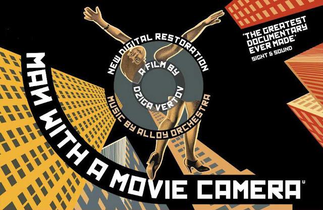 «O άνθρωπος με την κινηματογραφική μηχανή» στο Cine Δον Κιχώτης