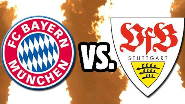 Bayern Munich vs VfB Stuttgart Full Match And Highlights 12 May 2018