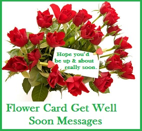 Get Well Soon Messages And Wishes Romantic Get Well Soon Messages