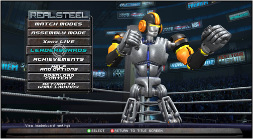 Real Steel Xbox Live Arcade Game Review Rokthereaper Com