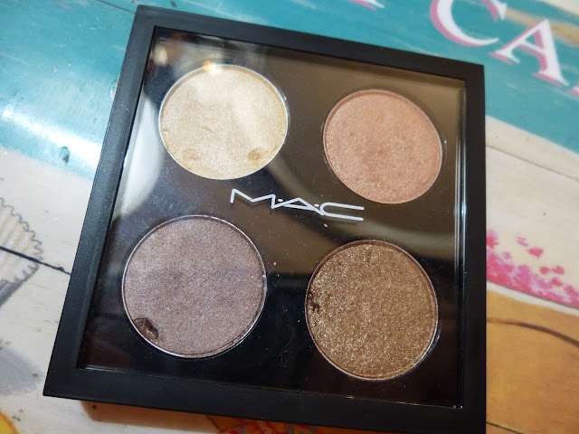 My Mac Neutral Eyeshadow Quad
