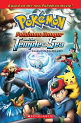 Pokemon 9: Ranger e o lendário templo do mar – Dublado