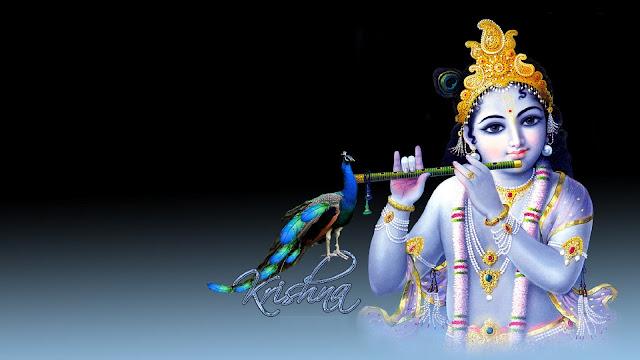 Best Lord Krishna Cute  Wallpaper
