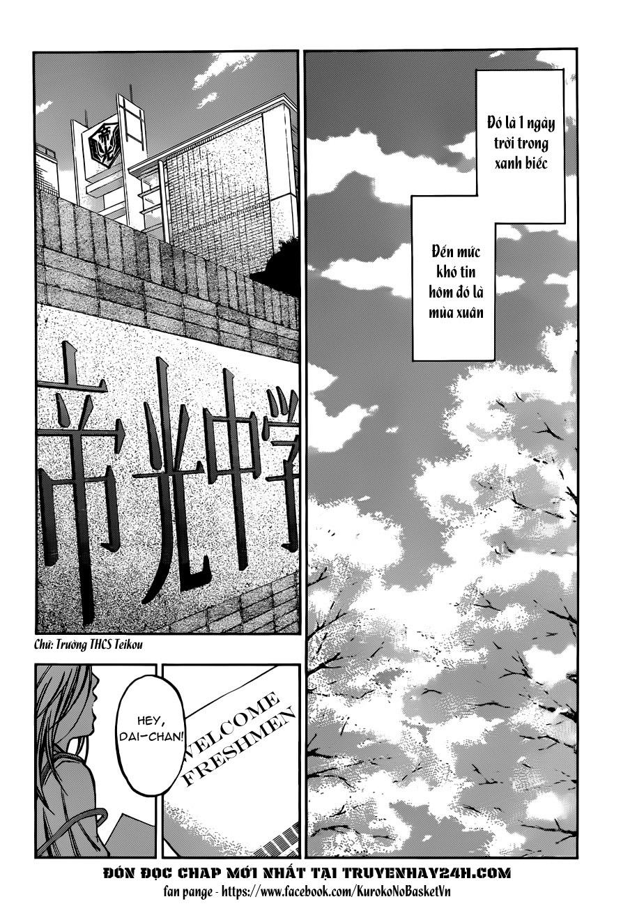 Kuroko No Basket chap 204 trang 7