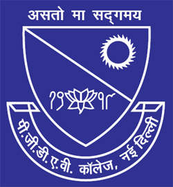 PGDAV college Recruitment 2017
