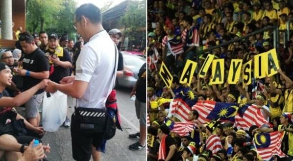 Layanan Baik Orang Thailand Pada Penyokong Malaysia Ini Buat Netizen Kagum