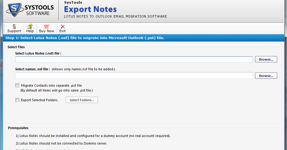 How To Access Nsf Files With Outlook In Few Clicks