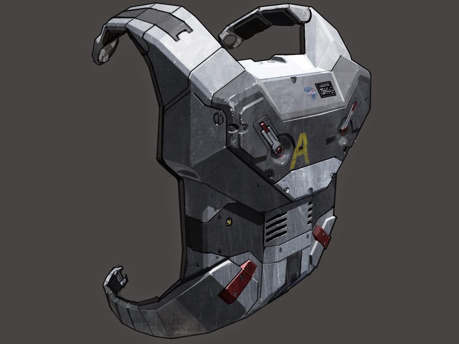 new space suit concept - photo #37