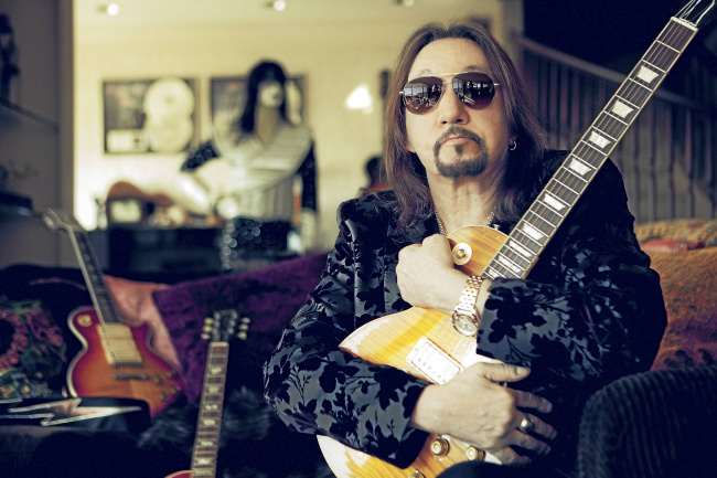 The Capitol Theatre presents Ace Frehley