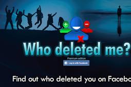 Who Deleted Me On Facebook In The Past