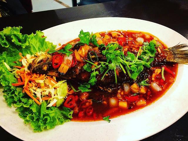 chaba thai food