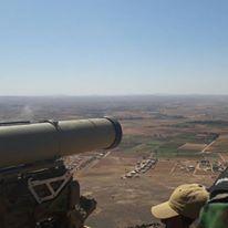 Η Αραβική Εθνικιστική Φρουρά με Α-Τ πύραυλο Metis-M