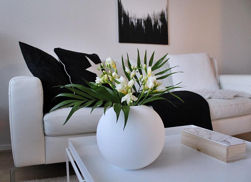 cooee design vaasi valkoinen