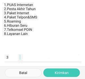 Paket Sakti Telkomsel