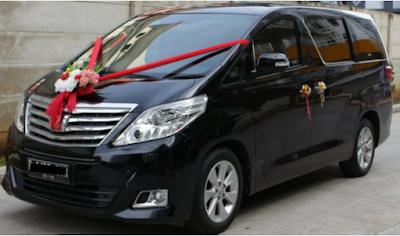Rental Alphard Jakarta Fumida Rent Car