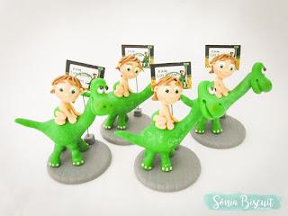 Biscuit, O Bom Dinossauro, Dinossauro, Lembrancinha, Vela, Topo de Bolo, Porta Docinhos