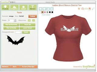 bikin desain kaos baju dengan bantuan software
