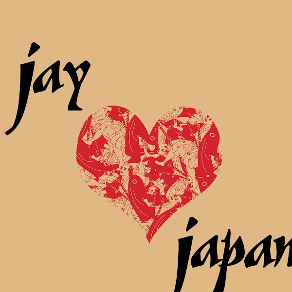 J Dilla - Jay Love Japan Cover