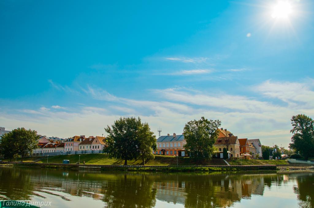 Троицкое предместье Минск фото