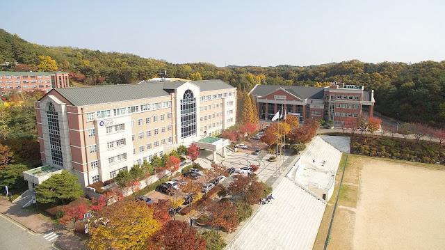 Trường đại học Kookje Hàn Quốc - Kookje University (국재 대학교)