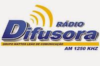 Rádio Difusora AM de Guarapuava PR ao vivo
