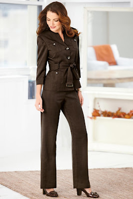 pantalones de mujer para vestir