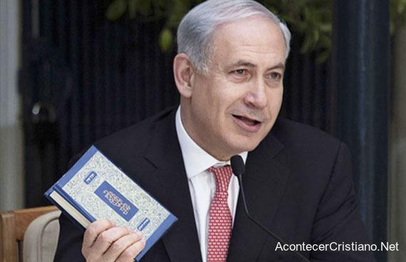 Benjamin Netanyahu menciona la Biblia para probar que Jerusalén es la capital de Israel