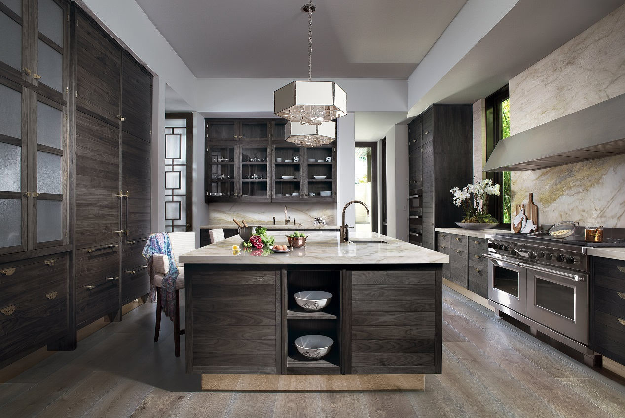 DECOR BAZAAR: american modern kitchen designs for your beautiful