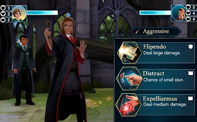 Download Harry Potter Hogwarts Mystery Mod Apk