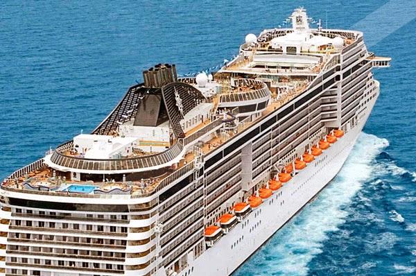 """DE COMPRAS - """"Crucero Shopping"""" de compras por el Mediterráneo con MSC Cruceros."""