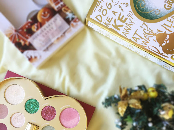Blogmas Day 2: PUR x The Grinch Palette Review