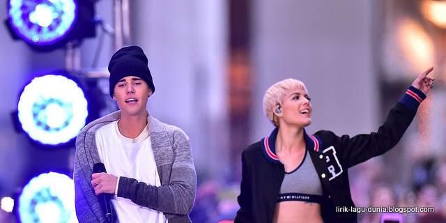 Justin Bieber dan Halsey
