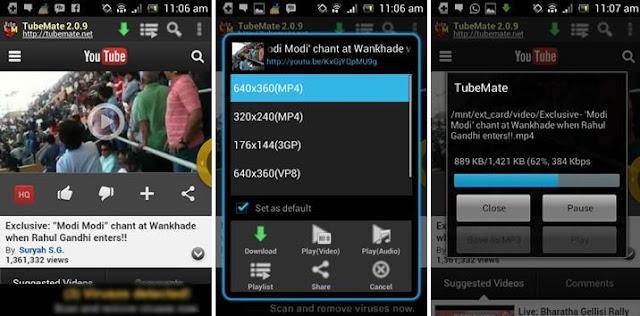 tubemate youtube downloader android. Black Bedroom Furniture Sets. Home Design Ideas