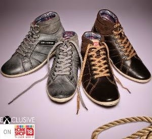 Special Offer: Buy Lee Cooper Men's Casual Shoes worth Rs.2499 for Rs.1499 Only at HomeShop18